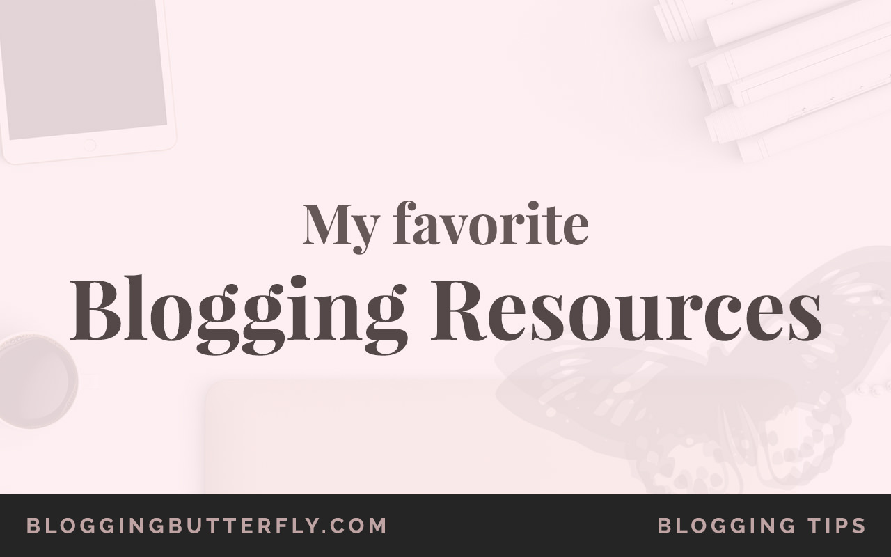 Over 80 blogging tools and resources