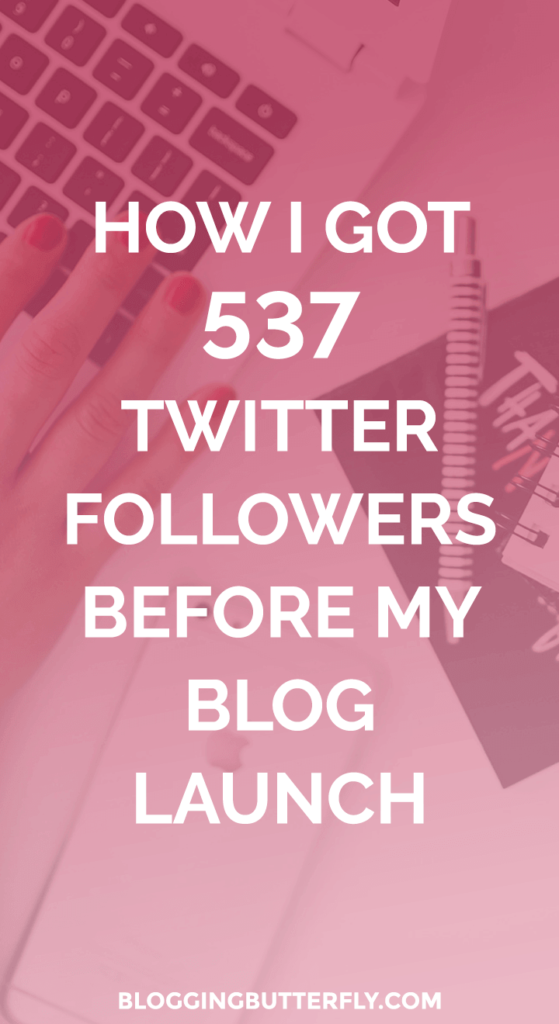 How to Gain More Twitter Followers | Blogging Tips | Social Media Tips