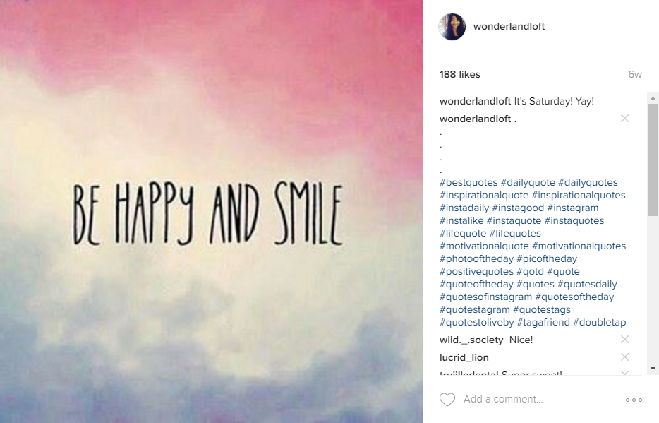 Get more Instagram followers with the right hashtags