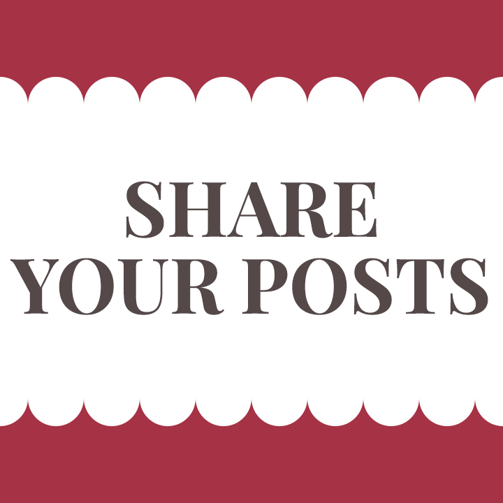 Let me share your posts!