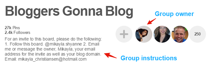 How to join group boards on Pinterest