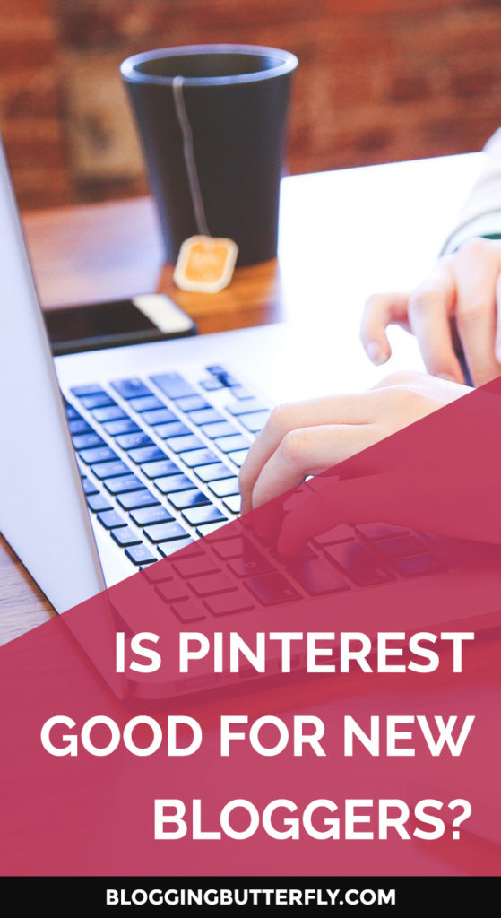 Pinterest is actually GREAT for new bloggers. Find out how Pinterest can boost your traffic and your confidence in blogging. Read this and more blogging tips for beginners: https://bloggingbutterfly.com/pinterest-work-new-bloggers/?utm_source=pinterest&utm_campaign=pinterest-work-new-bloggers&utm_medium=blog_link&utm_content=image4