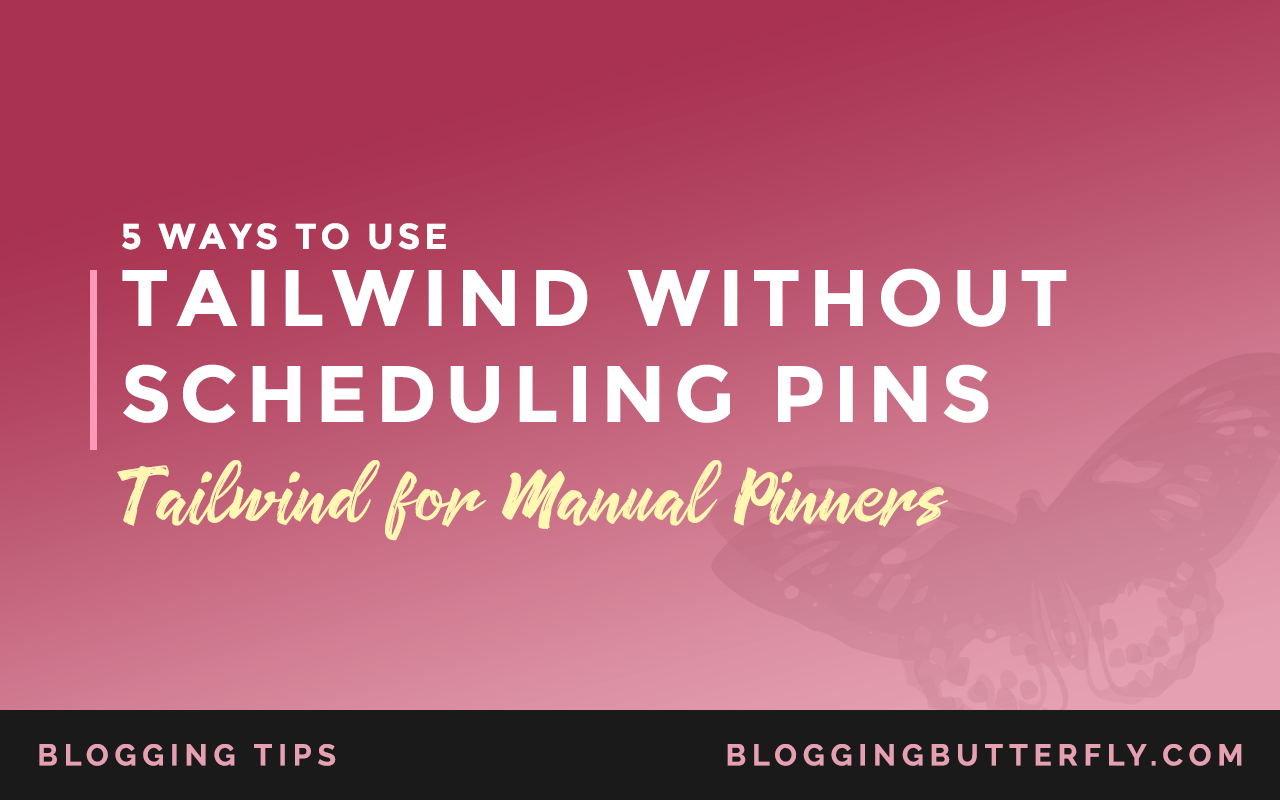 How to Use Tailwind Without Scheduling