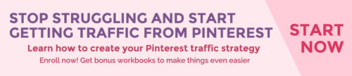 Start getting free traffic from Pinterest straight to your blog