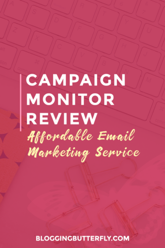 Campaign Monitor Review: Affordable Email Marketing